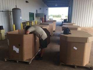 USDA INSPECTION PRIOR TO SHIPMENT